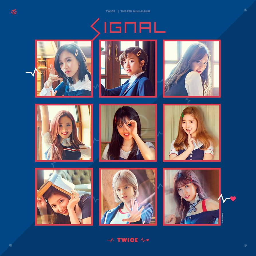 TWICE SIGNAL PREORDER BENEFIT