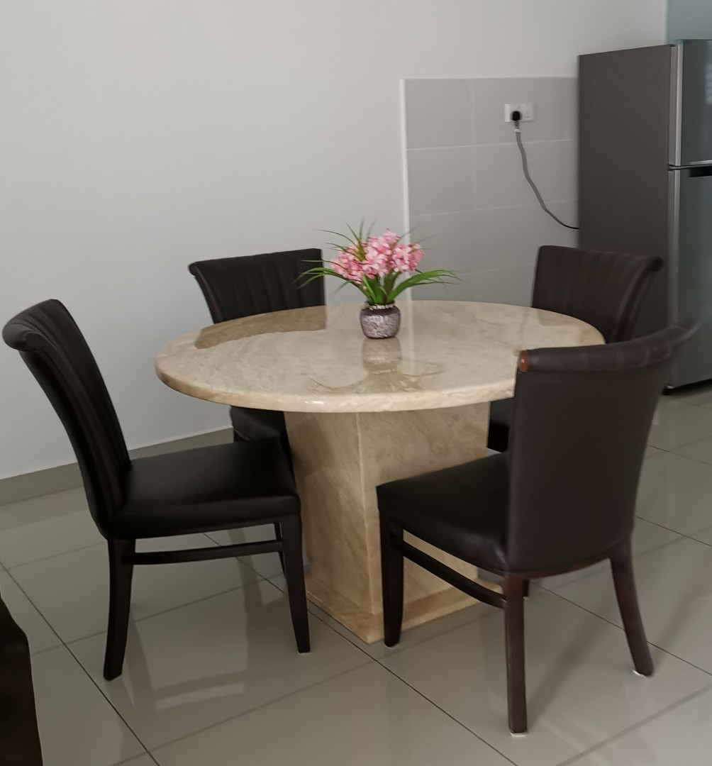 marble dining table used> OFF 9