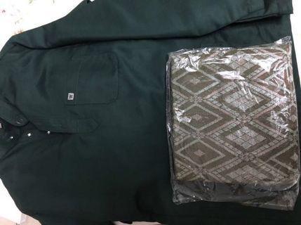 Baju Melayu Jakel Slim Fit