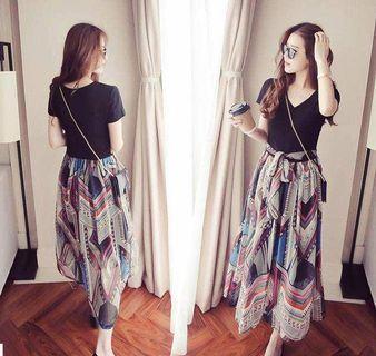 🚚 1 set dress