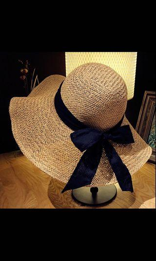 沙灘帽/草帽