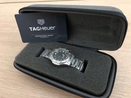 TAG HEUER 4000 Professional Series + FREE GIFT