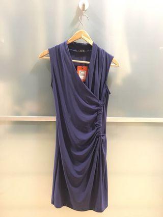 Nichii Purple Dress