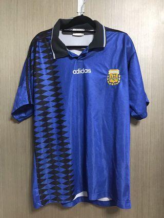 Authentic vintage Argentina jersey size L