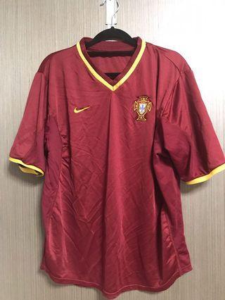 Authentic vintage Portugal jersey size L