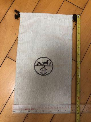 Hermès cloth bag 布袋 (M)