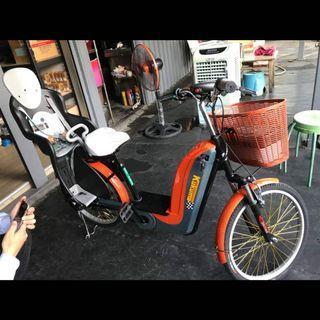 台純 向銓 Kukuma 親子 電動自行車 腳踏車(最新一代)