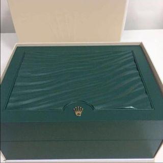 Rolex Large Size Box Latest