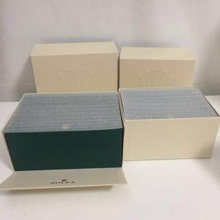 Rolex Box Small And Medium
