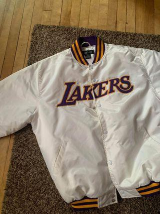 Lakers bomber jacket
