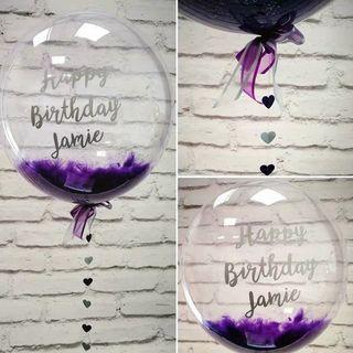 🎈透明氣球 10寸/18寸/ 24寸