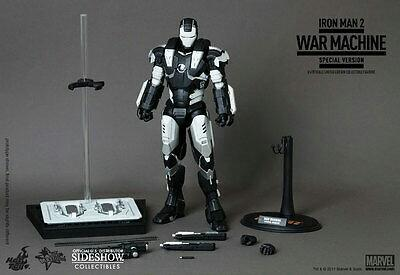 先閱文,後發問 Hottoys ironman  hottoys war machine 1.0 special version 非合金