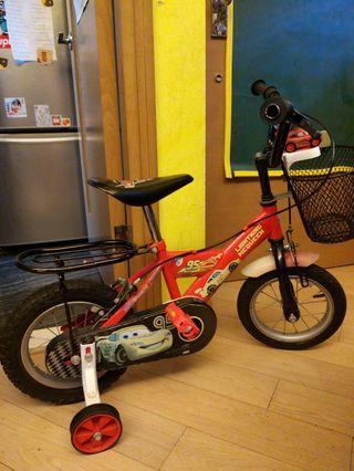 小童車王單車(可拆碌)