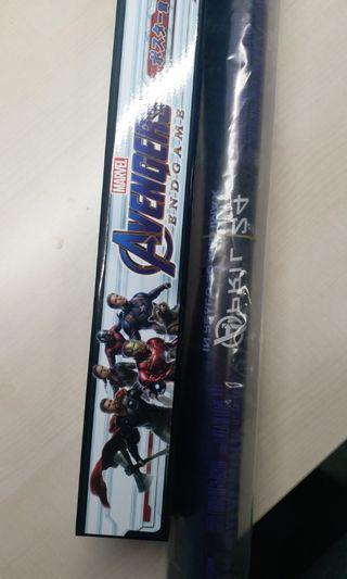Marvel Avengers endgame 一番賞海報