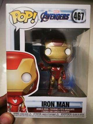 Pop Ironman #467, Marvel 10th version