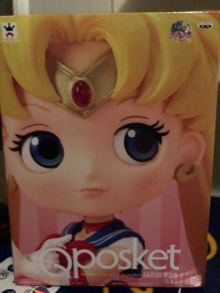 Sailormoon figure -Qposket 行版