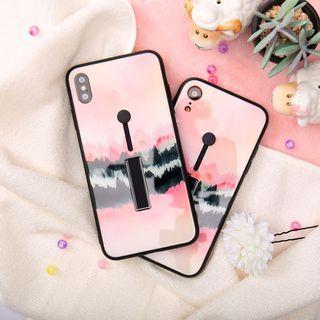 Cherry Blossom Fingerloop Kickstand Phone Case