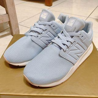 🚚 New Balance 247童鞋(淺藍)-US 3號