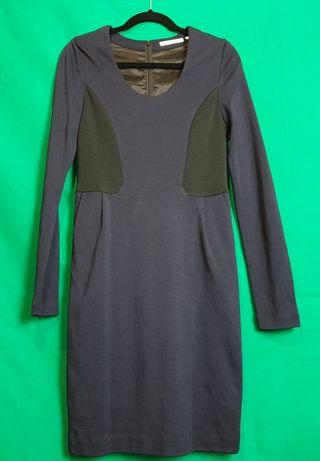 Country road dress 100%wool