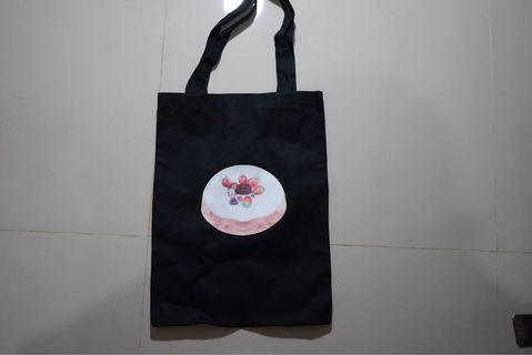 Canvas Totebag anns bakery