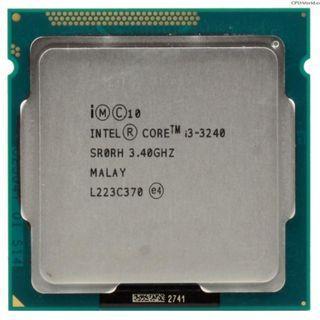 Intel Core™ i3-3240 Processor 3.40 GHz