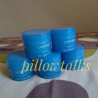 Laneige Water Sleeping Mask - travel size 15ml