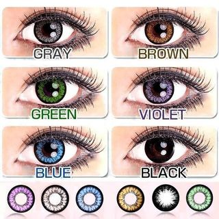 9d94ddd49be Buy 1 get 1 contact lense with free Maybelline Matte Lipstick