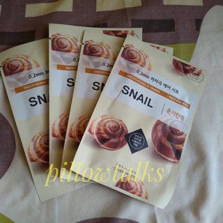 Etude Snail Sheet Mask