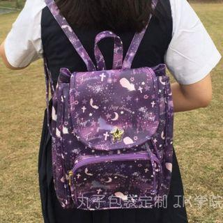 Lolita Style Purple Backpack (Brand New)