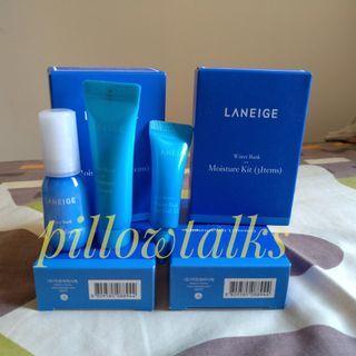 Laneige Water Bank Trial Kit - Moisture