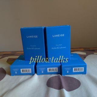 Laneige Water Bank Trial Kit - Hydro