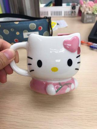 銀之鐘Hello kitty杯