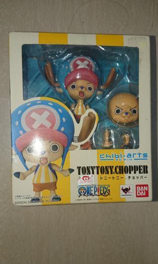 Bandai Chibi-Arts One Piece 海賊王 喬巴 素柏 黏士人