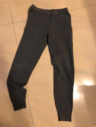 GAP kids heather grey leggings