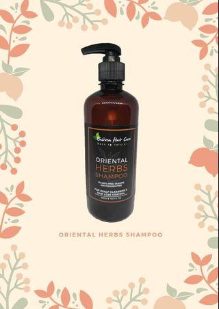 Enliven oriental herbs shampoo