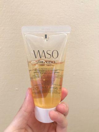 Waso Shiseido gentle cleanser (50ml)