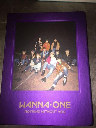 Wanna One Nothing Without You