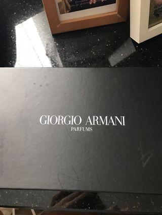 Giorgio Armani pouch