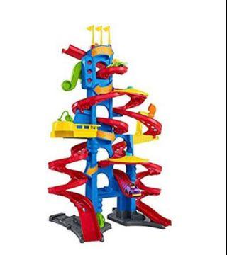 🚚 Fisher-Price Little People take turns skyway