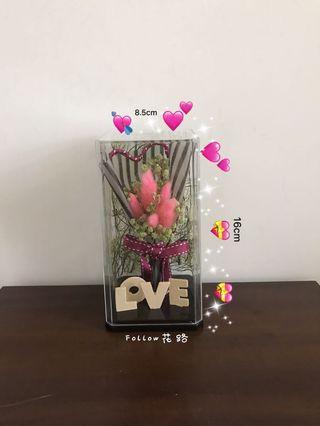 乾花花束禮盒