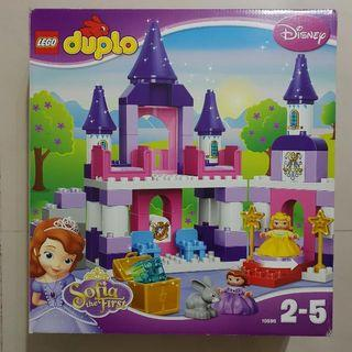 Lego Duplo 10595 Sofia The First Royal Castle