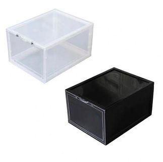 1 FOR 1 Magnetic Shoe Box [TRANSPARENT STOCK ONLY]