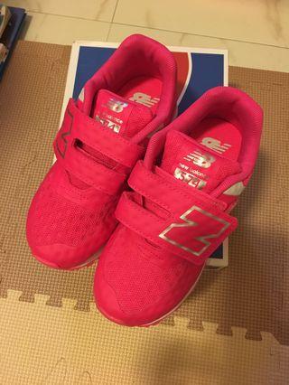 美國購入 全新 New Balance女童鞋