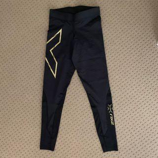 2XU Compression Cropped 3/4 Tights