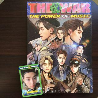 Smtown EXO The War The Power of Music CN ver.