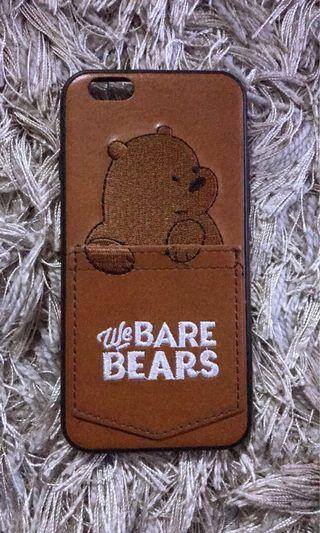 Bare bears - iphone 6/6s casing