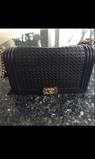 Priced to Sell: Preloved Chanel Braided Boy