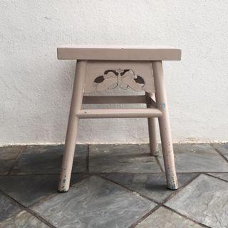 Butterfly chair stools 2pcs
