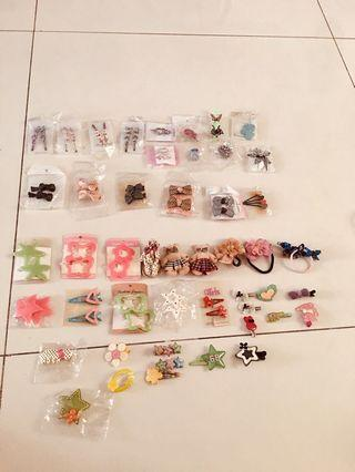 Lovely Girls hair accessories
