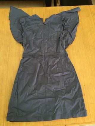 LIV Blue Dress